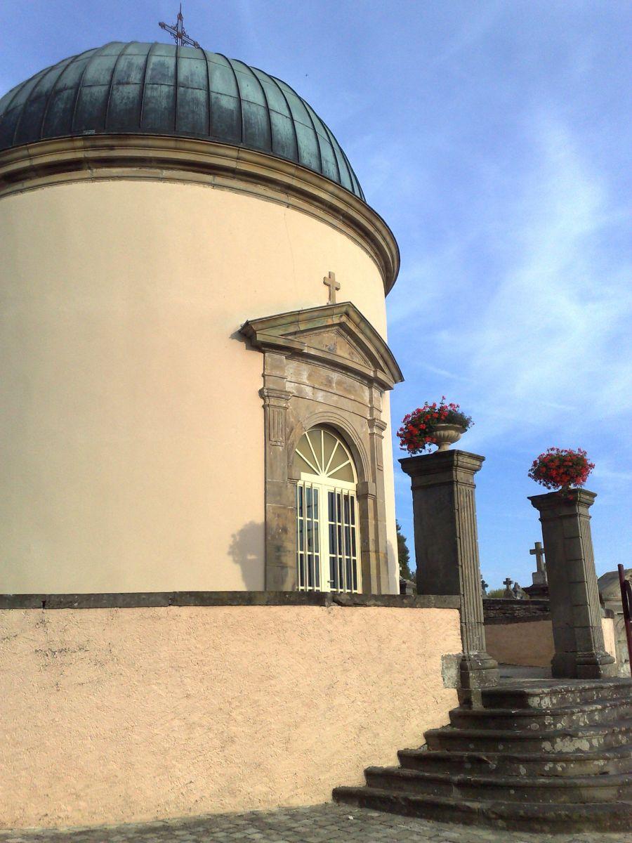 La Chapelle Ronde
